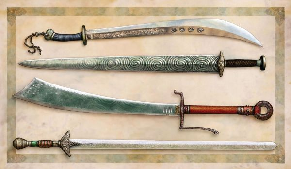 Chinese Swords