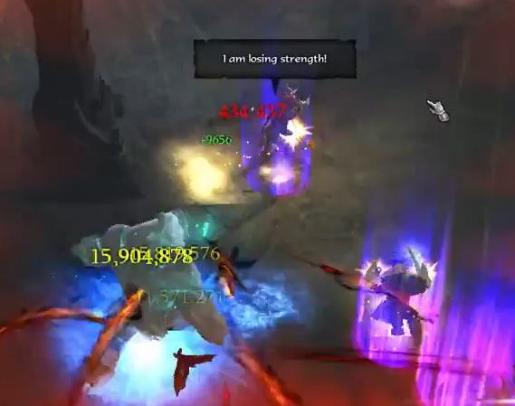 hardcore greater rift almost death