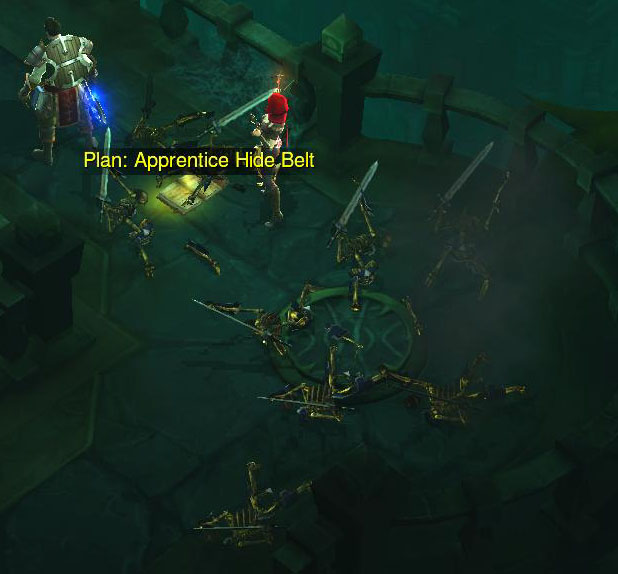 diablo 3 how to find jewelcrafting recipes