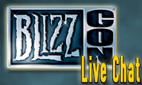 Blizzcon 2011 Live Chat