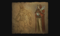 Iron Wolves Guard and Zakarum Priest Diablo 3