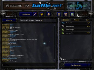 Battle.Net 2.0 Chat