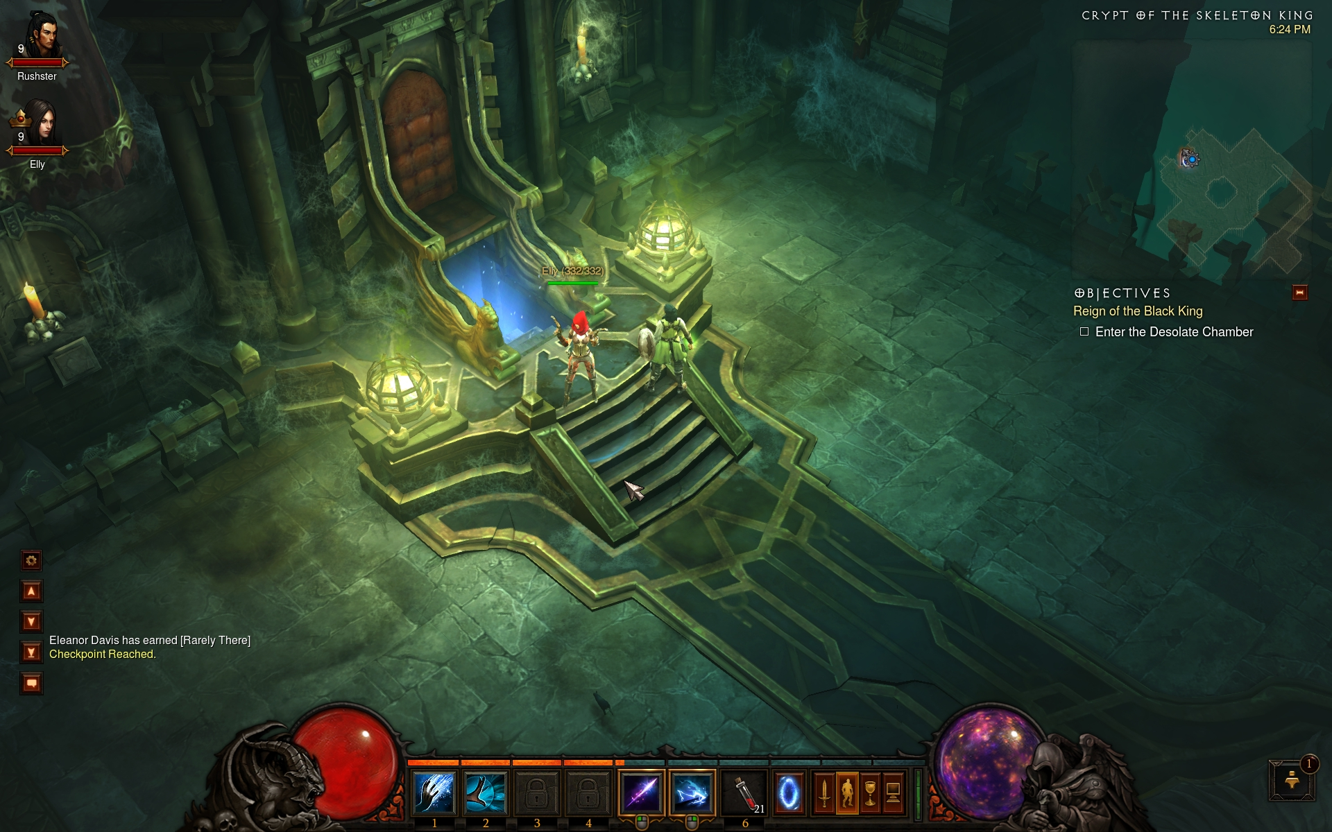 diablo 3 how to get end game items