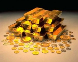 Remember when big gold stacks looked like bars on the ground? I miss those.