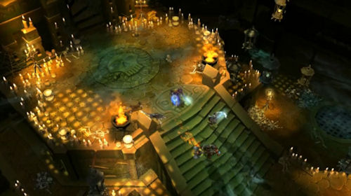 torchlight 2-coop Runic Games