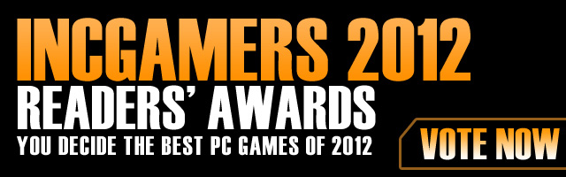 IncGamers Awards 2012