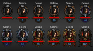 Paragon 40 required for a decent avatar border.
