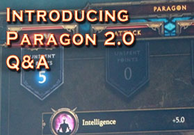 Diablo 3's Paragon System 2.0: Answers and Questions