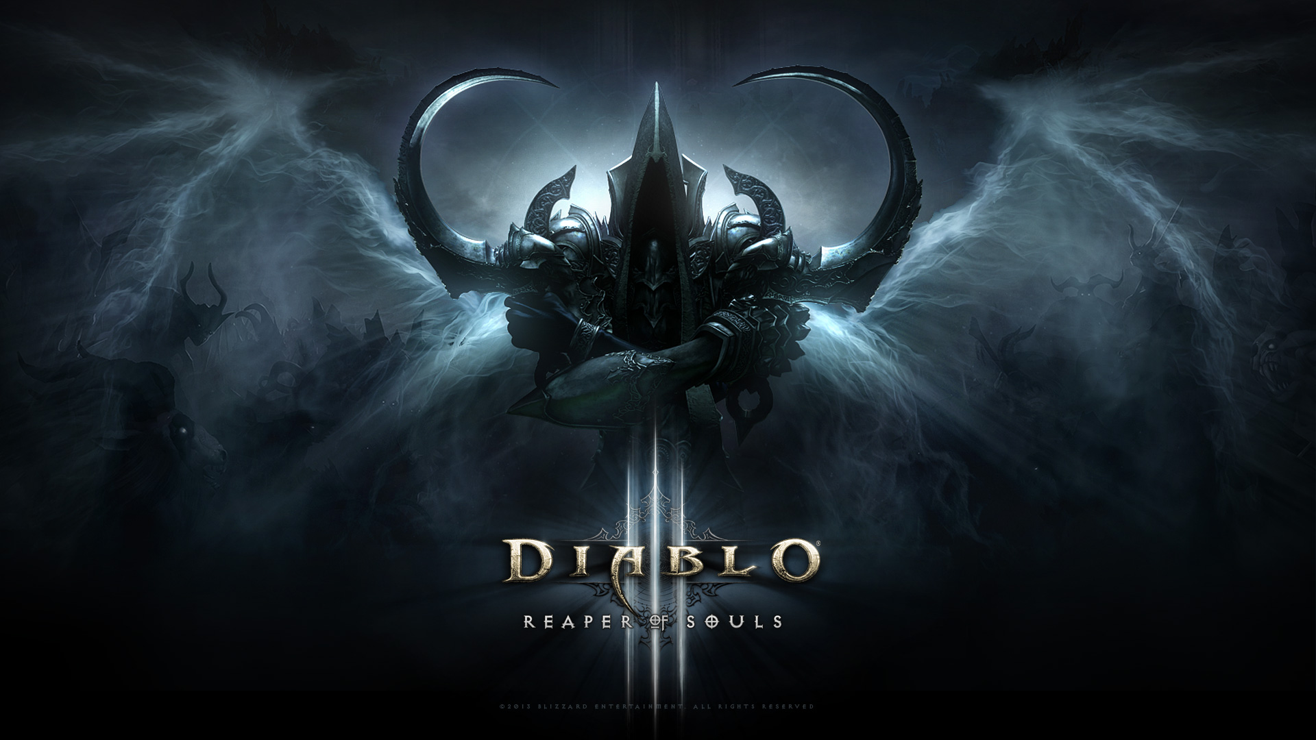 Diablo 3 Reaper of Souls trailer