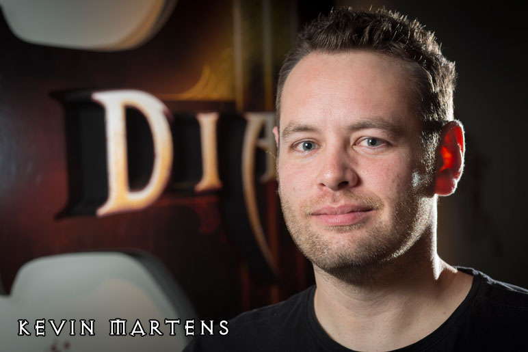 Diablo will never be an MMO says Blizzard
