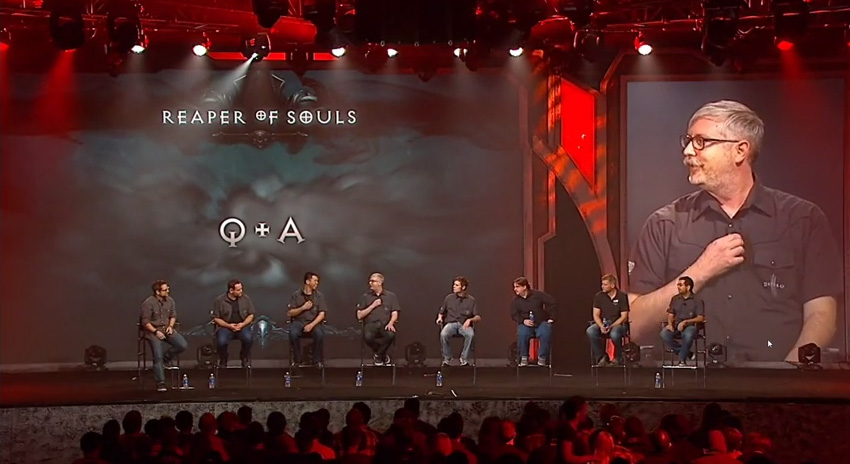 Reaper of Souls Preview Panel Q&A