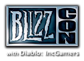 Diablo Podcast Reaper of Souls at BlizzCon with IncGamers