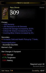D3V gloves with Enchant-added CB.