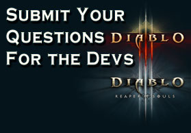 Submit your Own Questions for the Devs