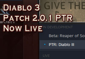 diablo 3 patch 2.0.1 ptr