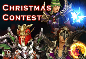 Diablo 3 Christmas Contest