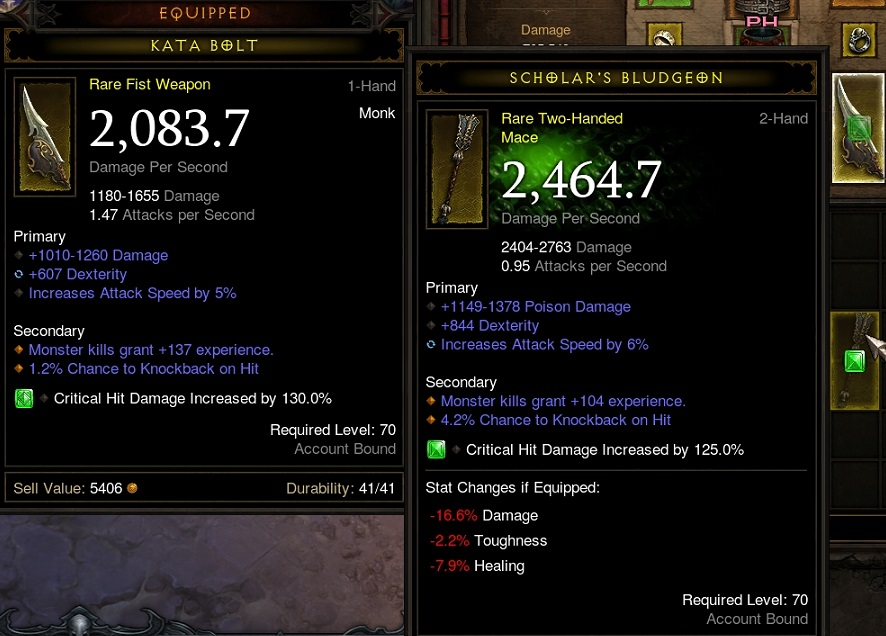 Diablo  Monk Ability Build