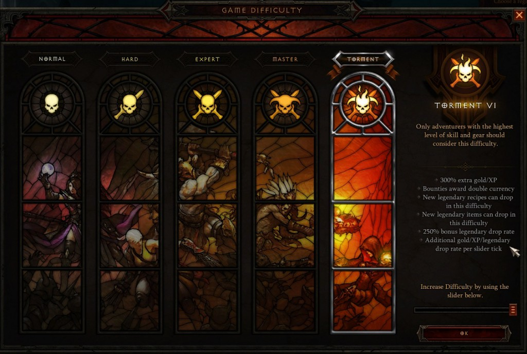 Diablo 3 Legendary Item Torment Farming Advice from Blizzard