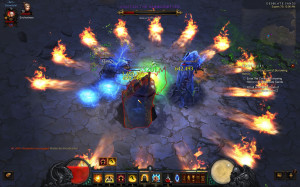 Hellfire Ring proc used to do this.