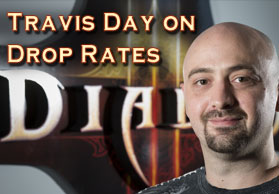 Travis Day weighs in on Reaper of Souls Legendary Item drop rates