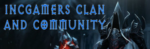 incgamers diablo 3 clan and community
