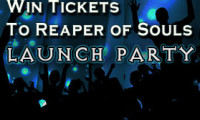 free tickets to reaper of souls launch party