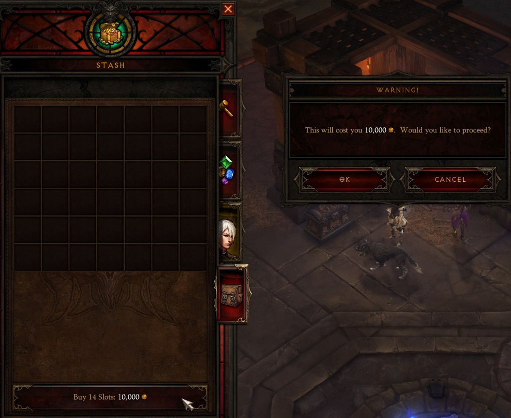 Diablo 3 Patch 2.4 Stash Space Complaints