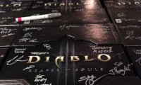 signing reaper of souls collector's edition