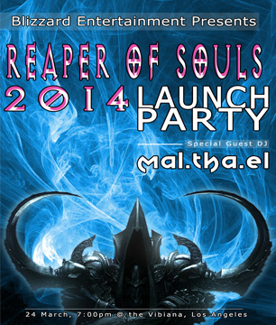Reaper of Souls Launch Party Contest Winners