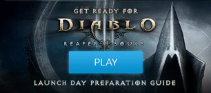 Blizzard's Reaper of Souls Prep List