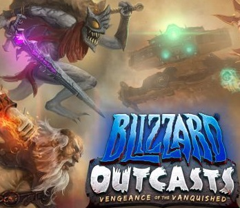 New Blizzard Game: Blizzard OutCasts!