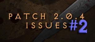 Diablo 3 Patch 2.0.4 Known Issues, Part II