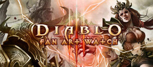 Diablo Fan Art Watch #245: The Wizard VII