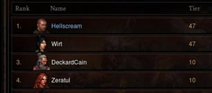 Which Class Will Rule the Diablo 3 Ladders? And why no EXP ladder?