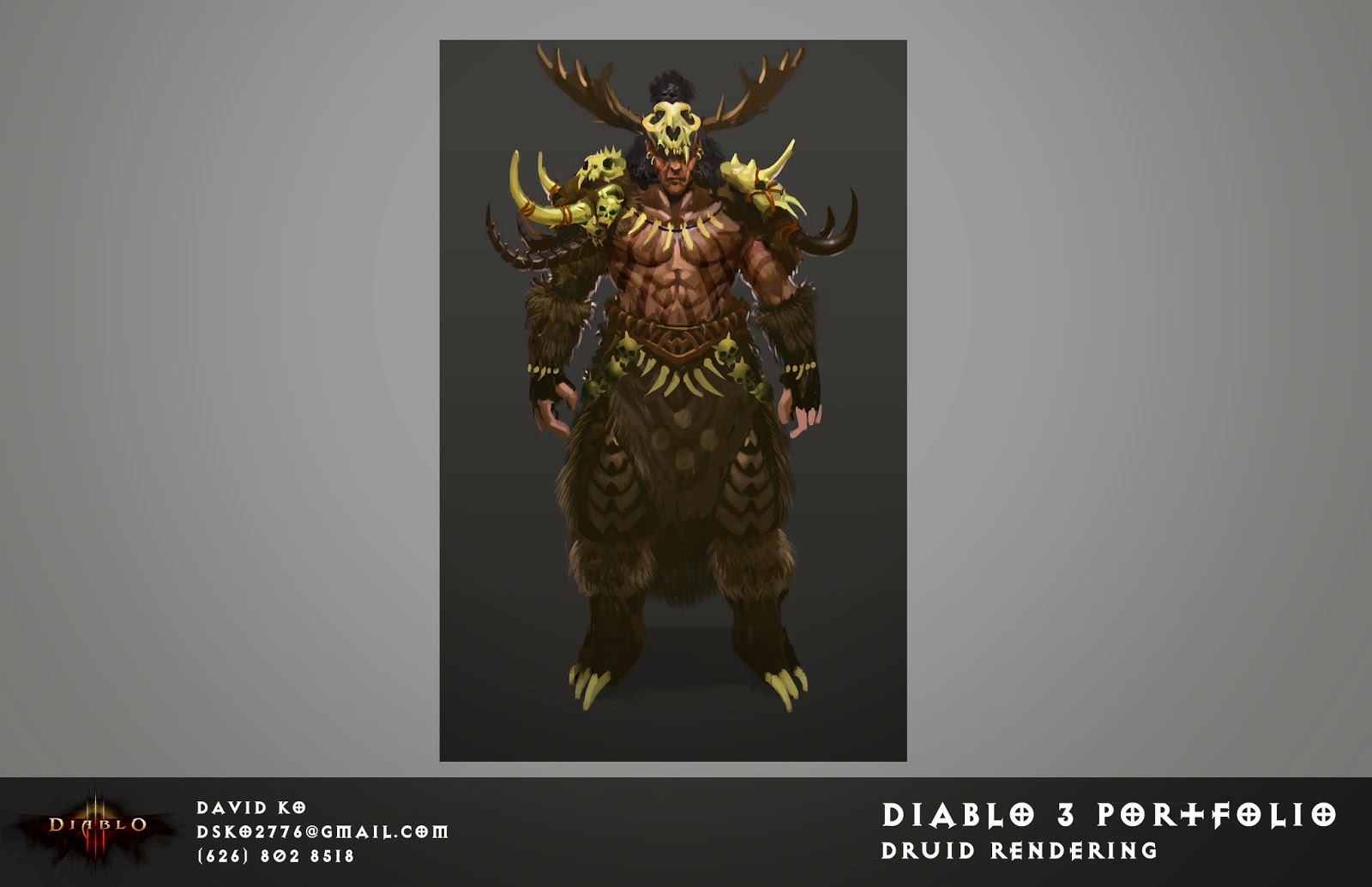 Diablo  Barbarian Tank Build