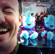 Bashiok @ SDCC 2014.