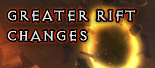 greater rift changes