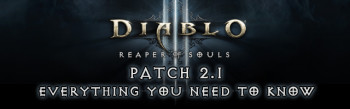 diablo 3 patch 2.1 new features