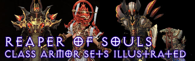 Reaper of Souls Item Sets Illustrated