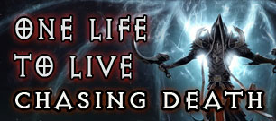 One life to live: Chasing death in Diablo 3 Hardcore