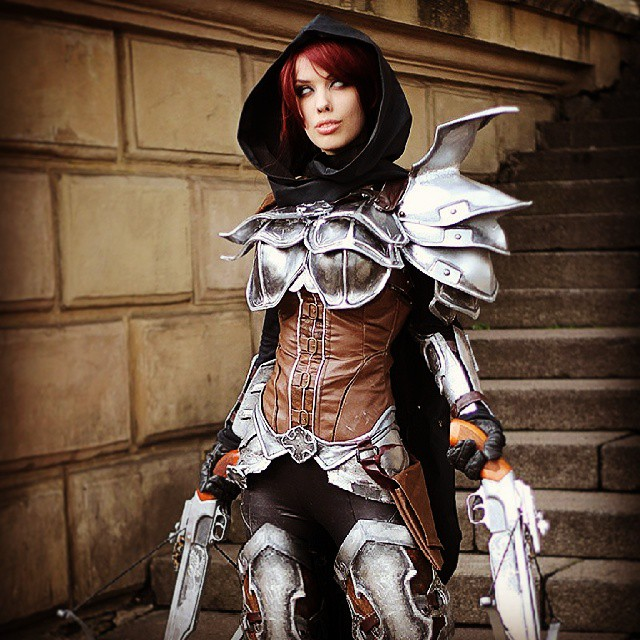 The Best Diablo Cosplay from Blizzcon 2014