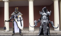 Crusader and Malthael