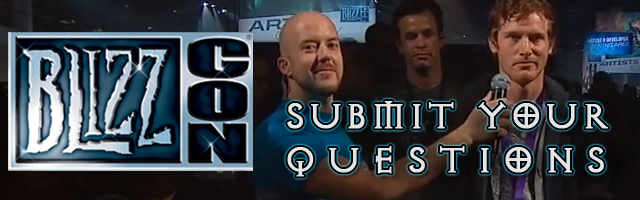 how to ask question at blizzcon