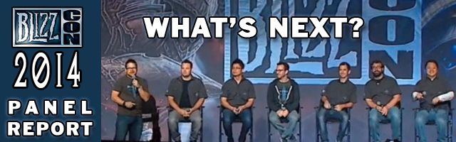 Blizzcon 2014 - Diablo 3 Panel What's Next