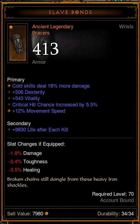 how to get ancient legendary items diablo 3
