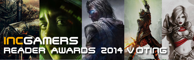 IncGamers Reader Awards
