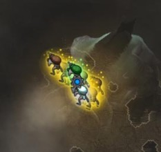 New Goblins on the minimap.