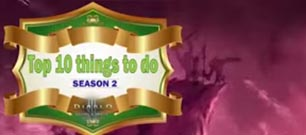 Fan Video: Top Ten Things to do in Season Two