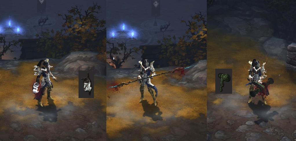 Datamined: New Reaper of Souls Item Graphics