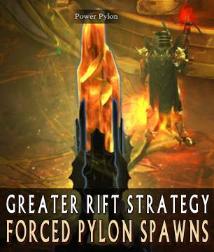 forced pylon spawns